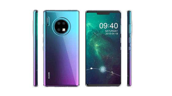 Huawei Mate 30 Pro, moduł Huawei Mate 30 Pro wygląd Huawei Mate 30 Pro, etui Huawei Mate 30 Pro, obudowa Huawei Mate 30 Pro