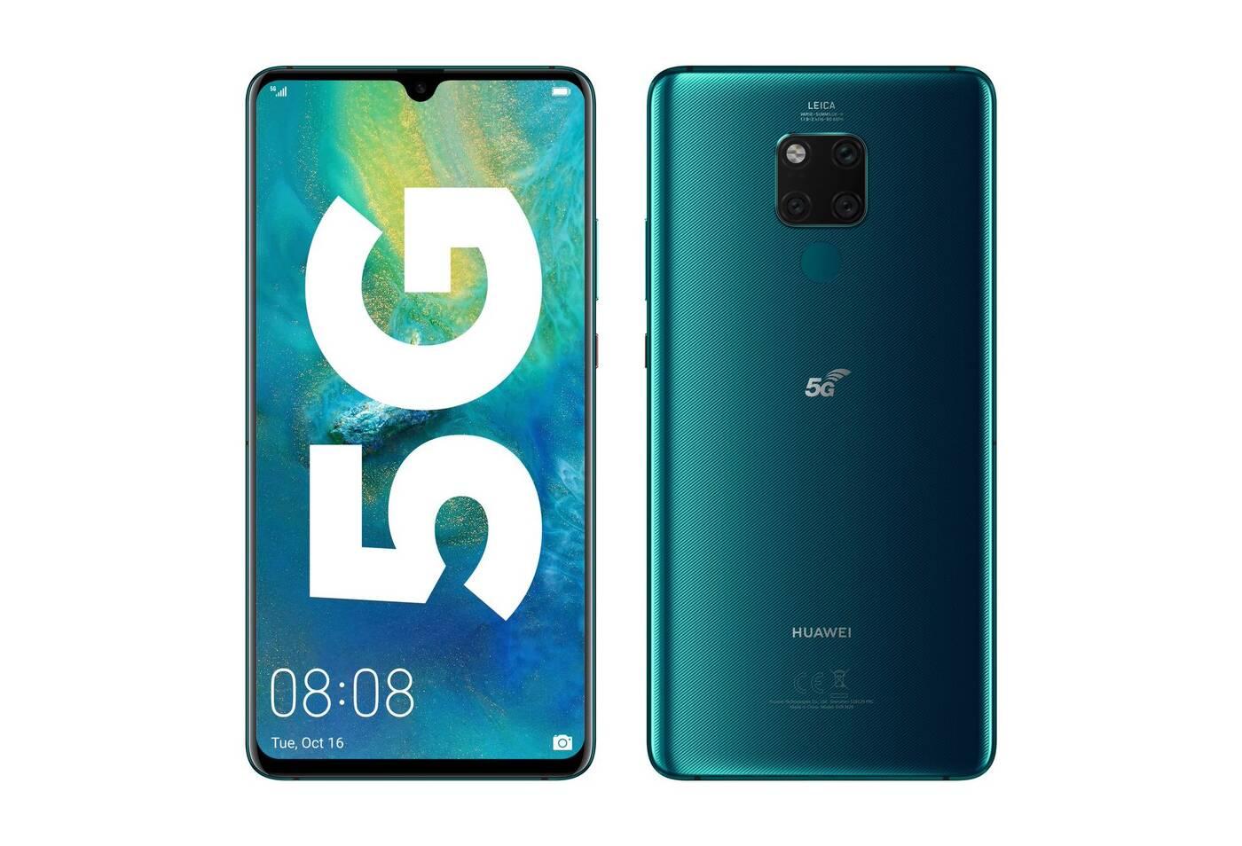 Huawei 5G Białoruś
