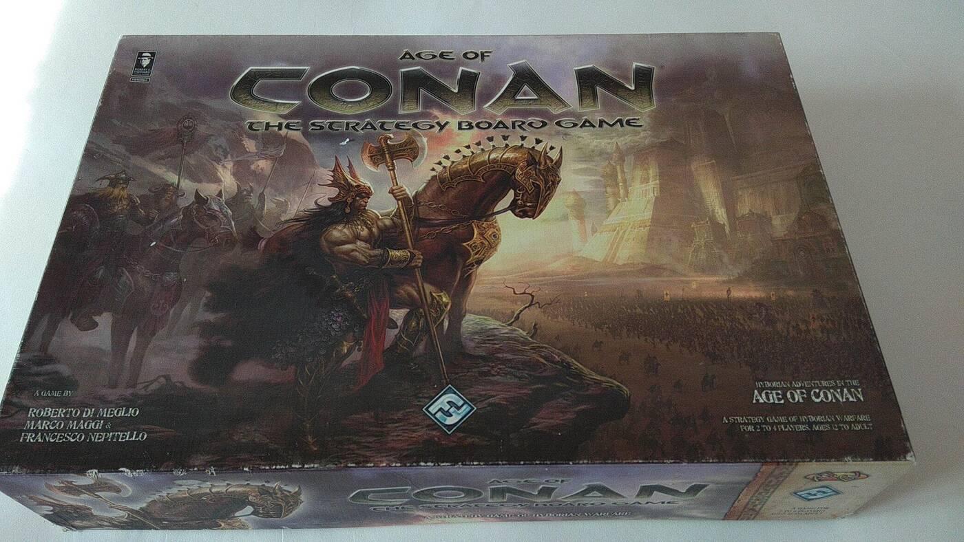 Age of Conan pudło