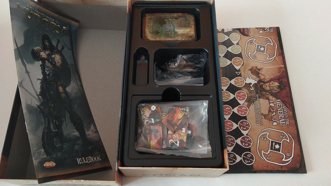 Age of Conan pudło dodatek