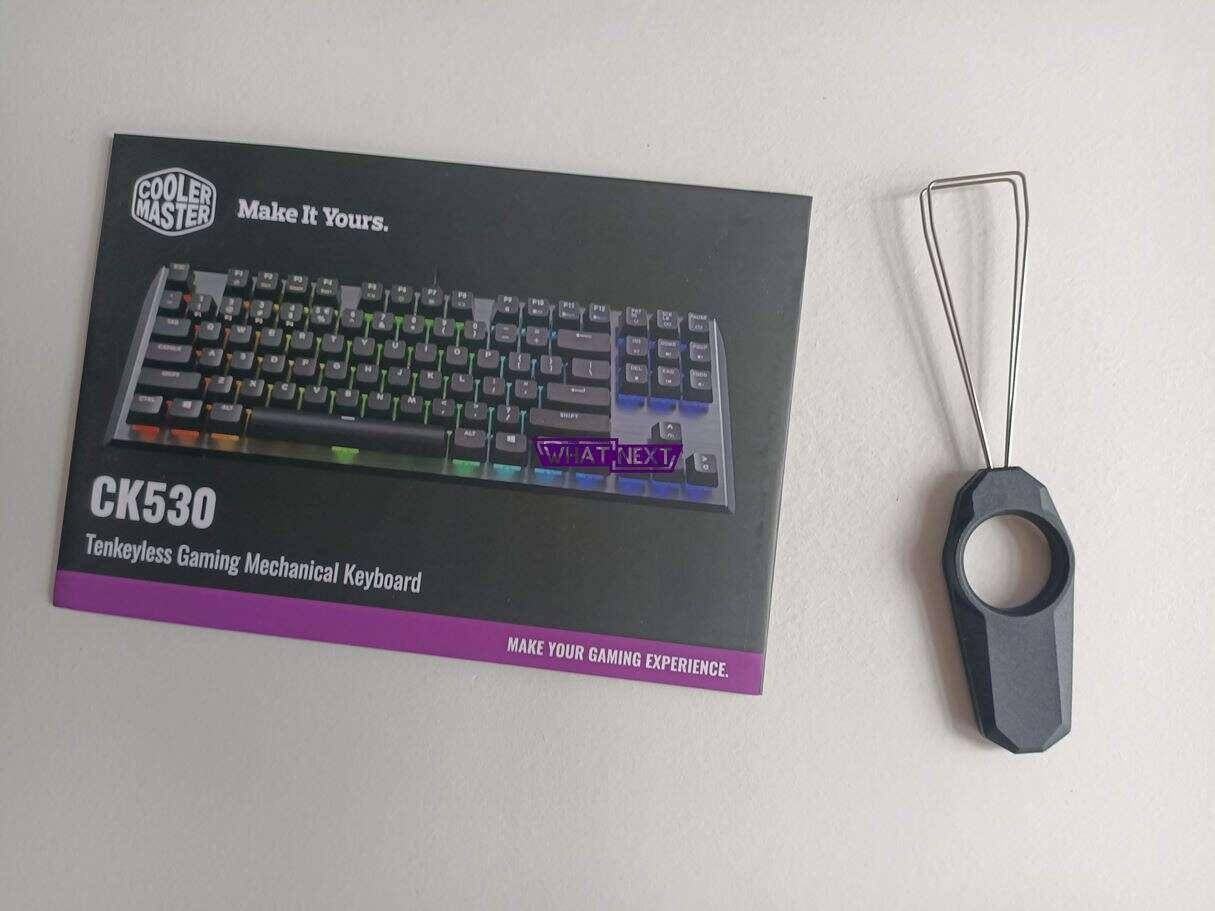 Test klawiatury Cooler Master CK530 - czy to najlepsze przełączniki Blue?