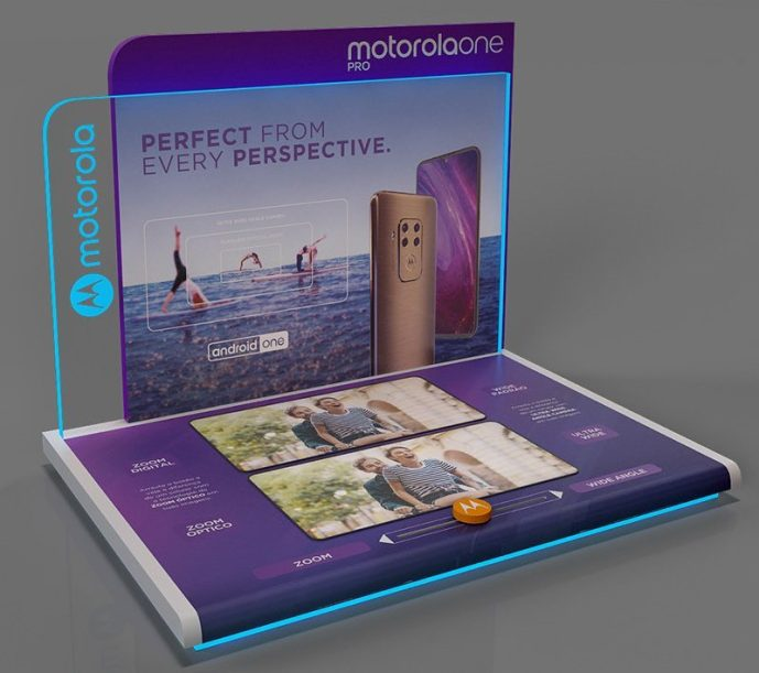 Motrola One Zoom i One Pro to dwa warianty tego samego smartfona