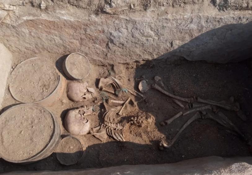 Na terenie Kazachstanu odkryto dwa groby sprzed 4000 lat
