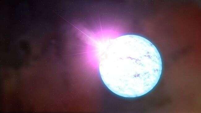 """Magnetary mogą """"bombardować"""" Ziemię za pomocą rozbłysków gamma"""