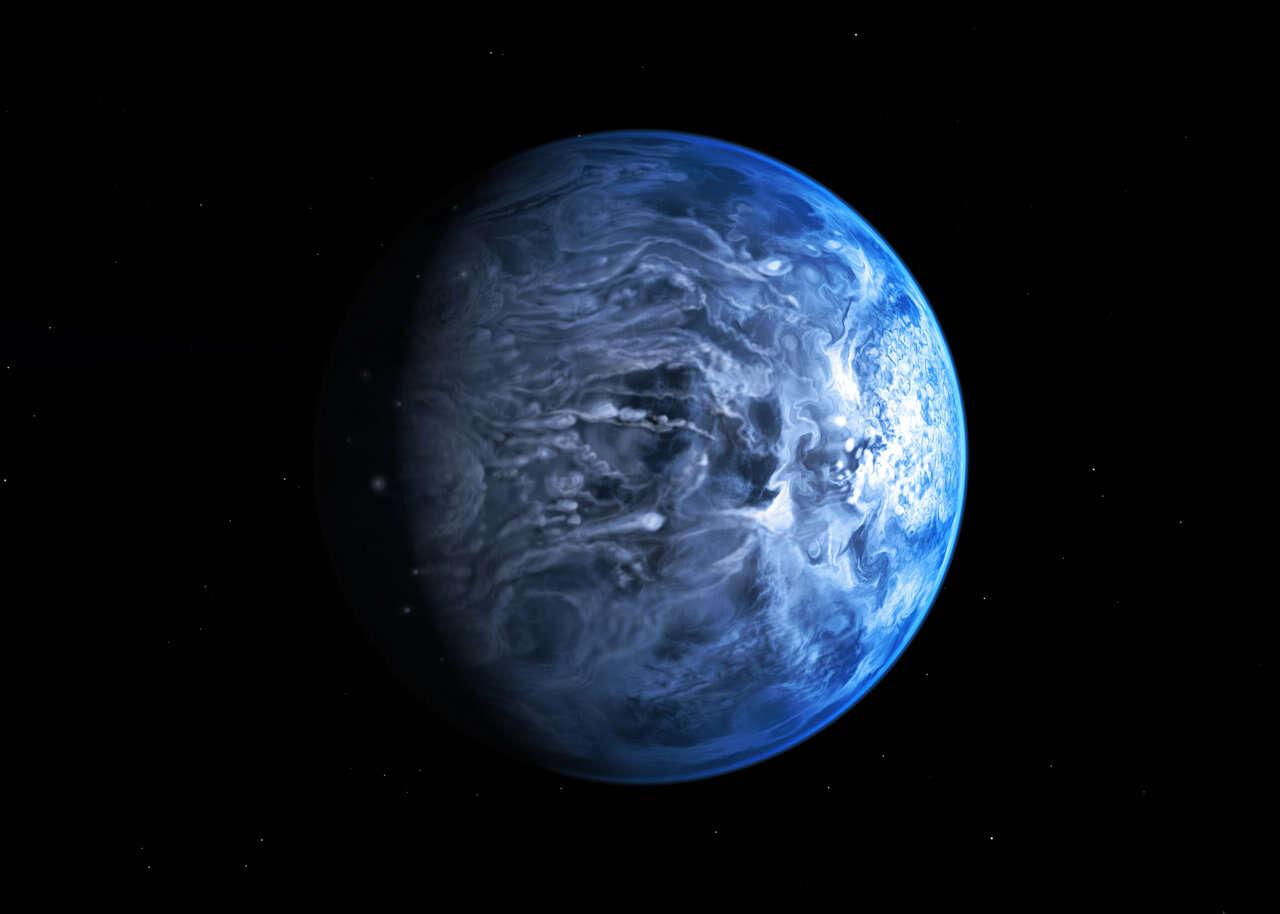 Oceany na innych planetach mogą zawierać spore ilości organizmów
