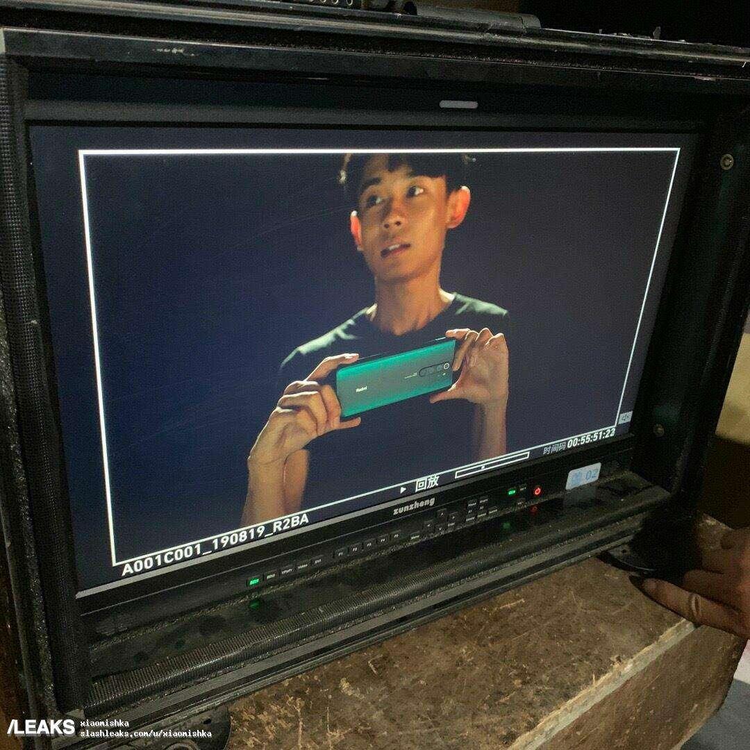 Redmi Note 8 Pro pojawił się w reklamie telewizyjnej