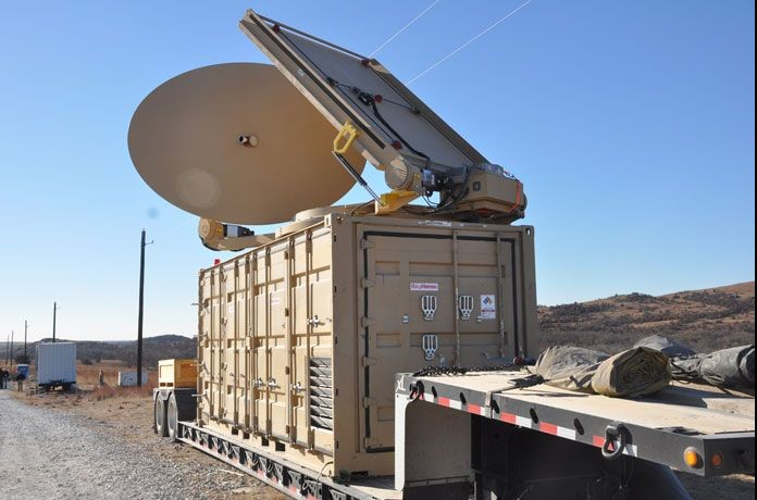 Armia USA chce smażyć drony mikrofalami