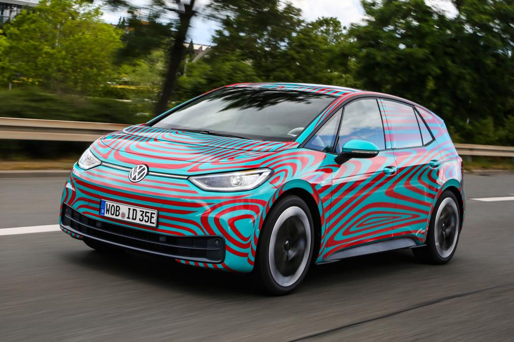 Elektryzujący sukces Volkswagena w 2020 roku