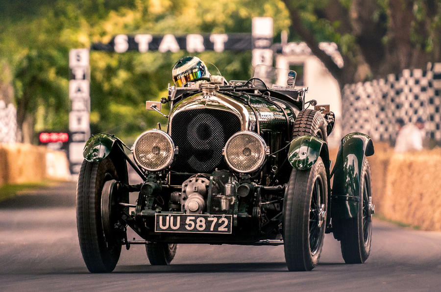 Bentley stworzy 12 replik arcydzieł z 1929 roku
