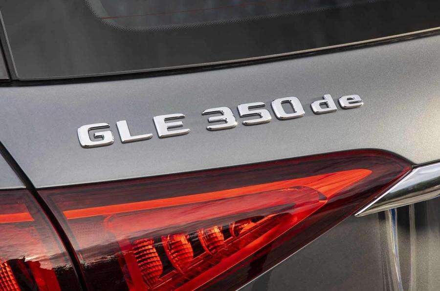 Mercedes-Benz ujawnił GLE350de 4Matic