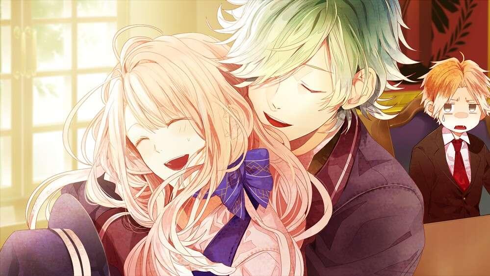 najlepsze gry randkowe anime dla Androida