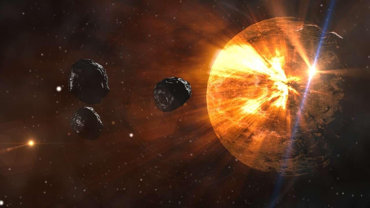 Nie zgadniecie, gdzie przetrwało życie po uderzeniu asteroidy