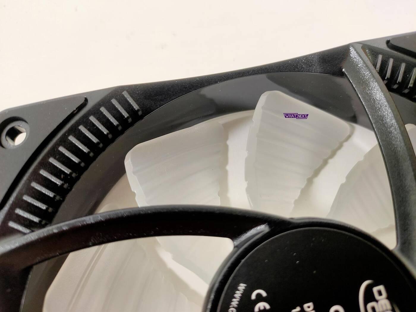 Test wentylatorów Deepcool CF120
