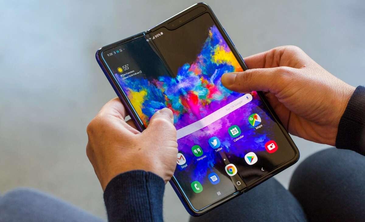 Galaxy Fold ma nowe problemy z ekranem