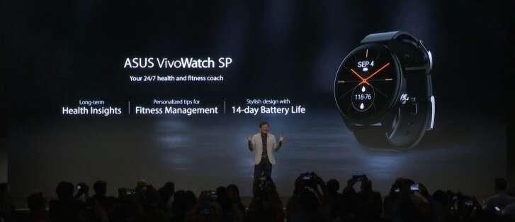 Asus Vivowatch SP to najnowszy smartwatch z EKG