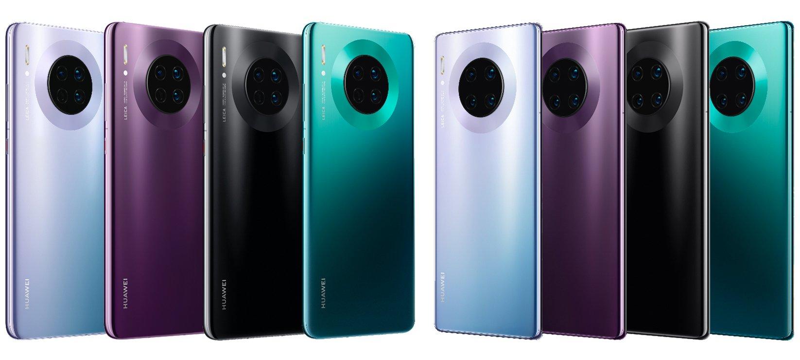 Huawei Mate 30, specyfikacja Huawei Mate 30, parametry Huawei Mate 30, Huawei Mate 30 Pro, specyfikacja Huawei Mate 30 Pro, parametry Huawei Mate 30 Pro,
