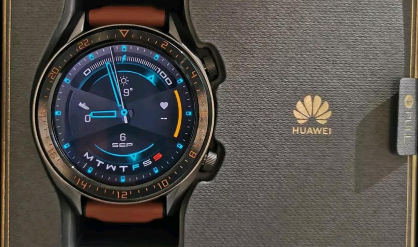W sieci pojawiły się zdjęcia Huawei Watch GT 2
