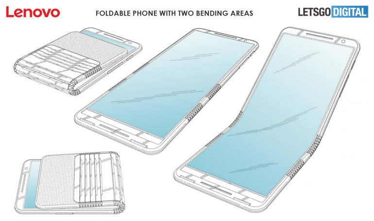 Motorola Razr 2020, wygląd Motorola Razr 2020, design Motorola Razr 2020, patent Motorola Razr 2020, składanie Motorola Razr 2020