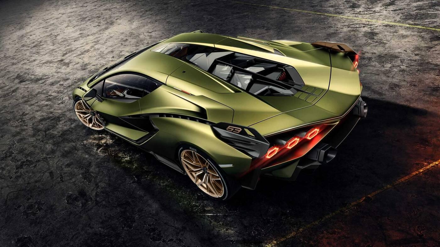 Kolejne wyjątkowe Lamborghini Sian dostarczone