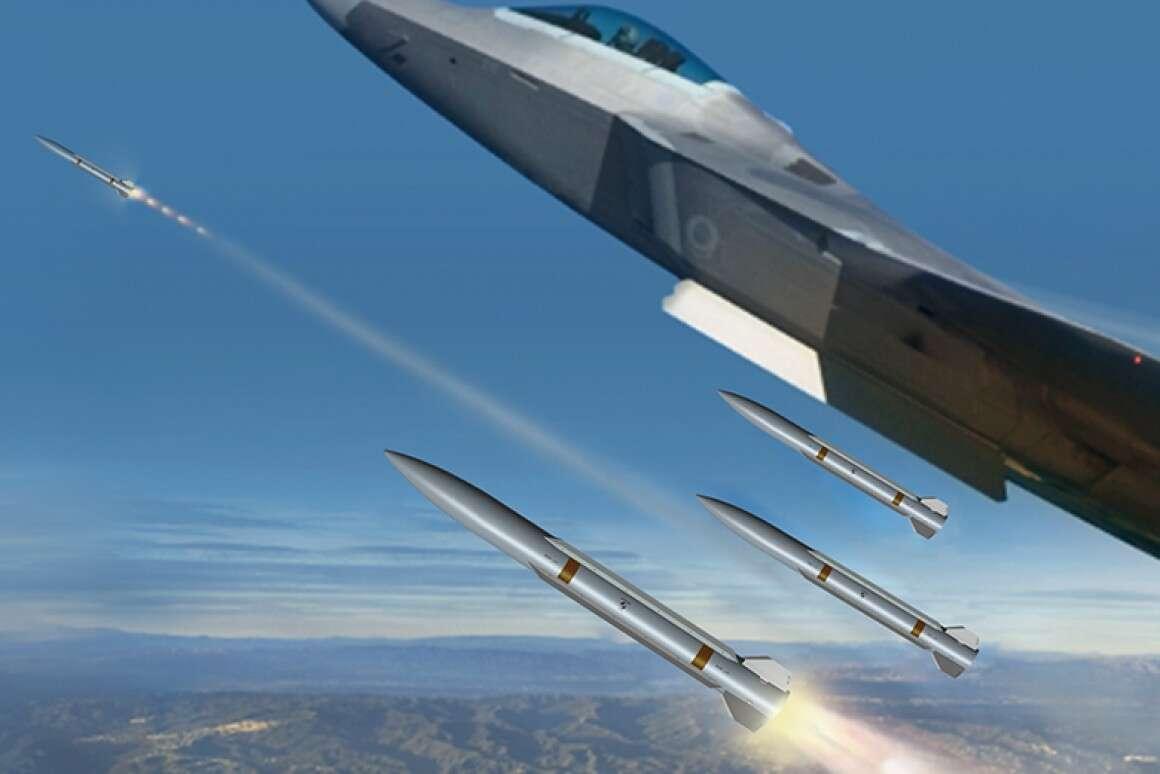 Peregrine to nowy pocisk powietrze-powietrze od Raytheon