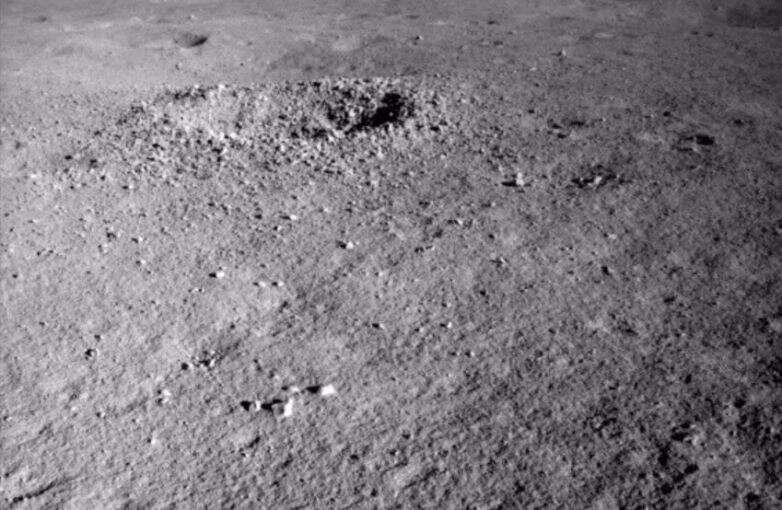 Chiński łazik znalazł na Księżycu tajemniczą substancję