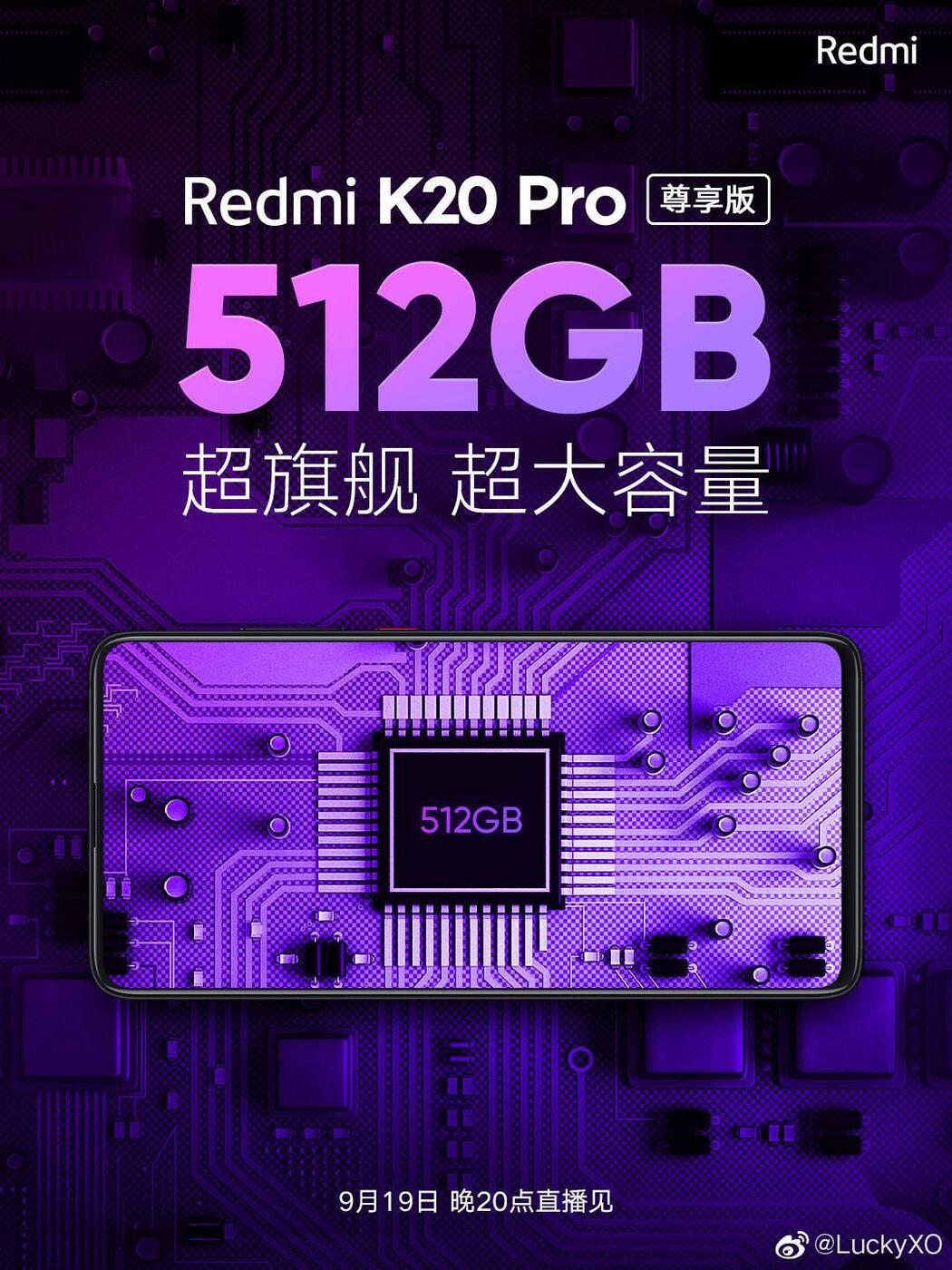 Redmi K20 Pro Exclusive Edition może mieć obiektyw 64 MP i 48 MP