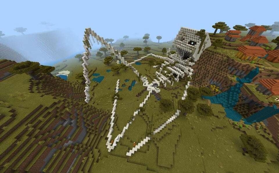 Społeczność Minecrafta buduje... martwe postacii
