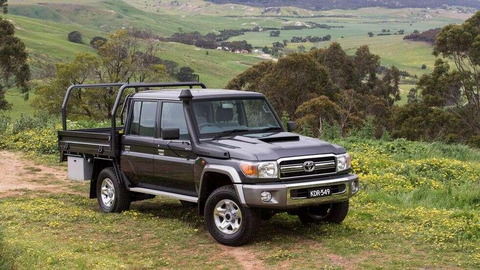 Toyota osiągnęła kamień milowy sprzedaży Land Cruiser
