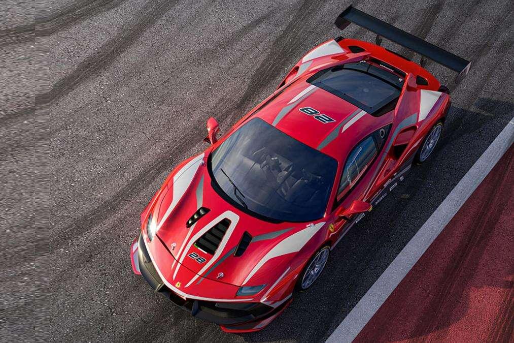 Ferrari 488 Challenge EVO już oficjalnie