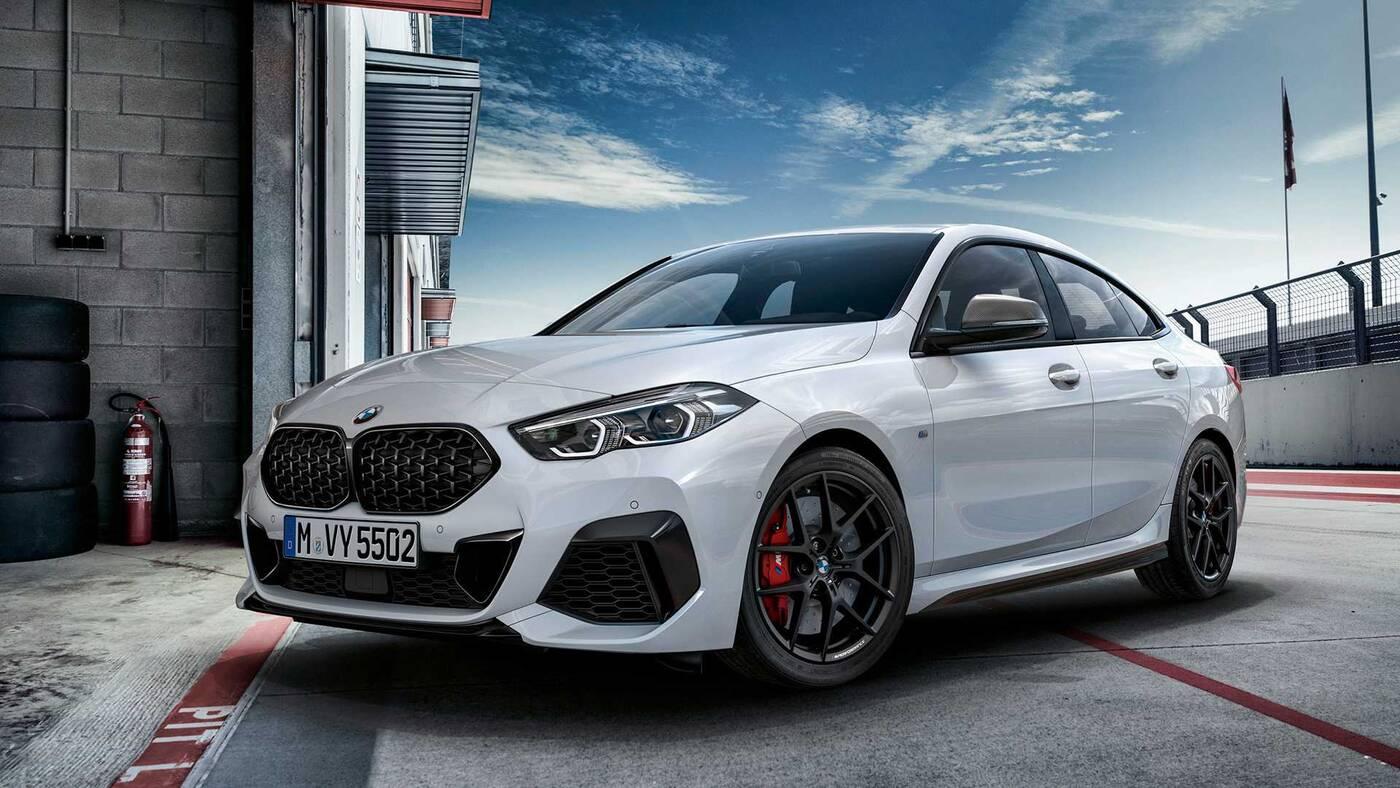 Tym ulepszycie BMW Gran Coupe serii 2 na 2020 rok