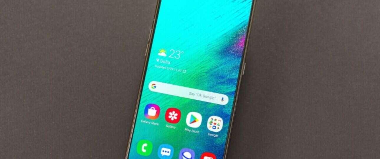 Galaxy S11 z trochę innym ekranem