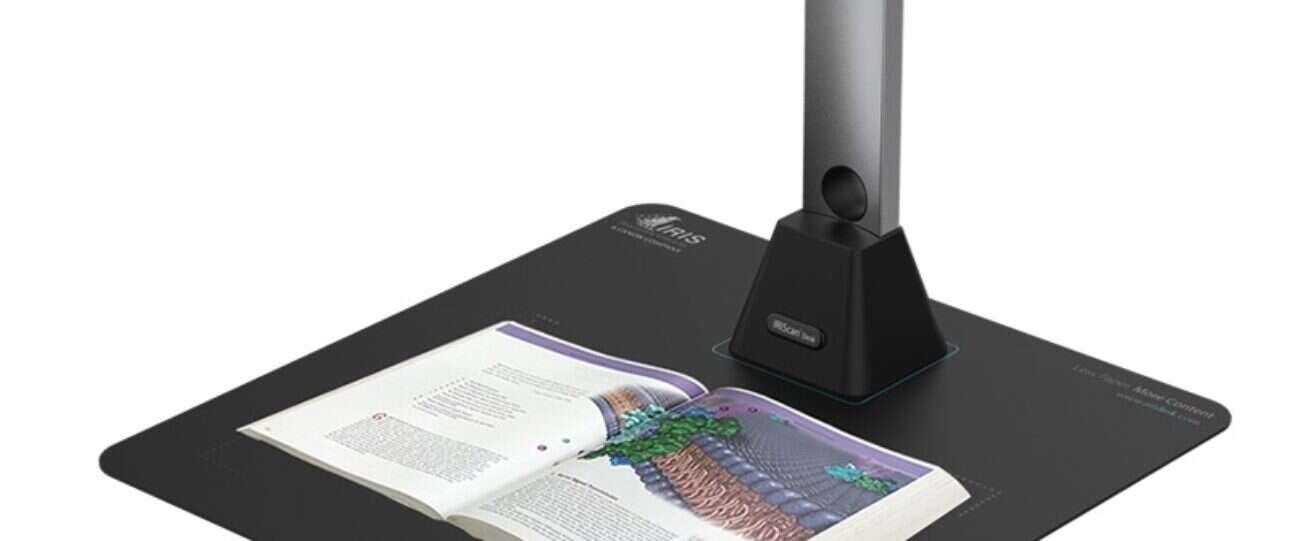 Test IRIScan Desk 5 Pro