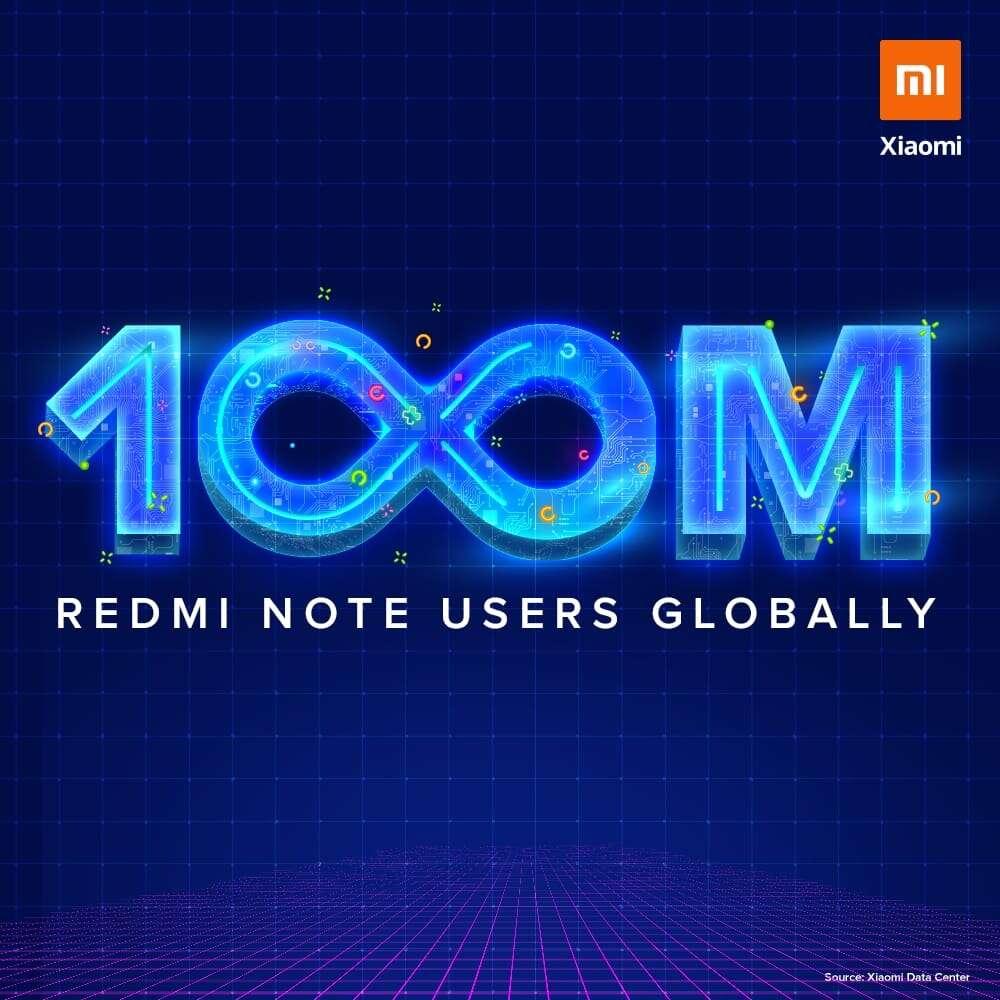 Seria Redmi Note z ogromną globalną sprzedażą