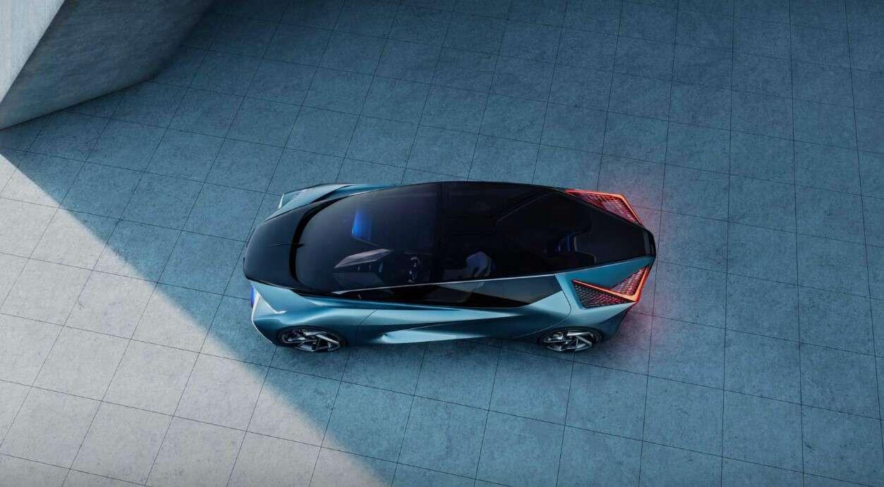 Na pierwszy elektryczny samochód Lexusa nie poczekamy długo
