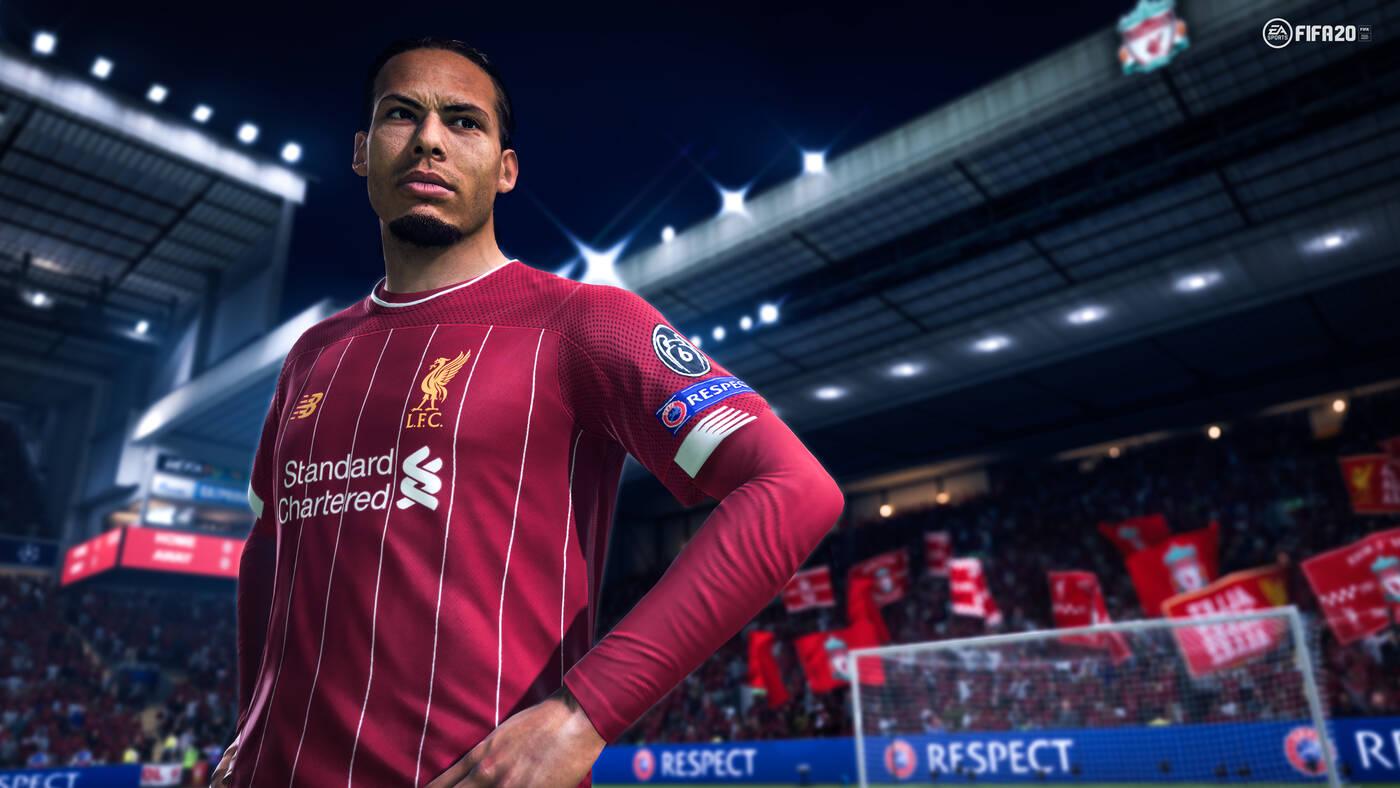 Sprzedaż FIFA 20 znów na topie, Borderlands 3 dalej na podium