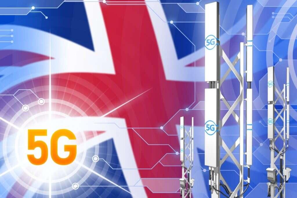 Wielka Brytania daje zgodę na dostęp do sieci 5G przez Huawei