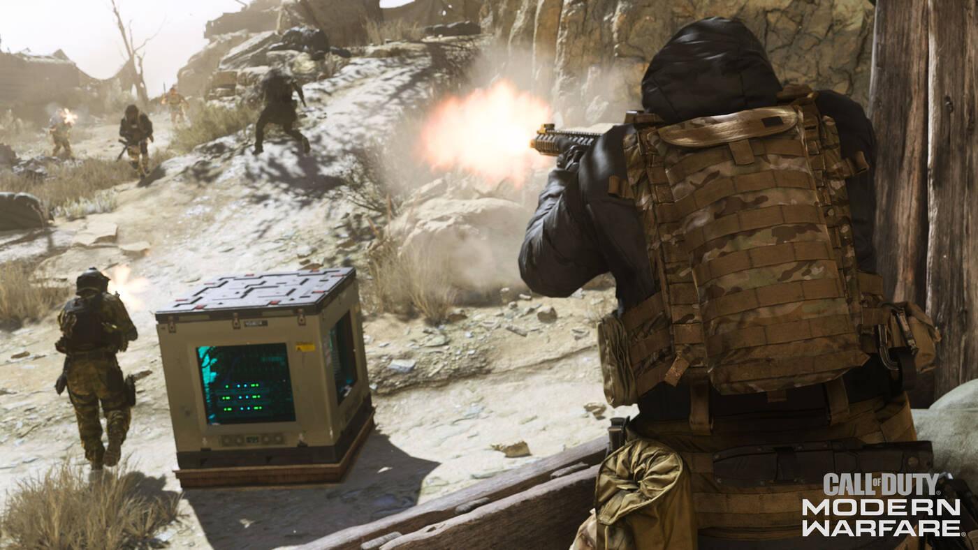 Wymagania Modern Warfare aż mnie zakrztusiły