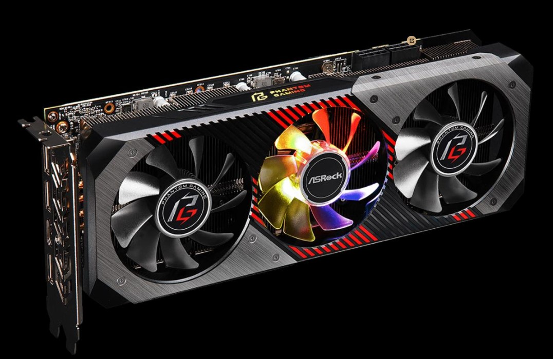 ASRock Radeon RX 5700, Radeon RX 5700 Phantom Gaming, karty Phantom Gaming, Radeon Phantom Gaming
