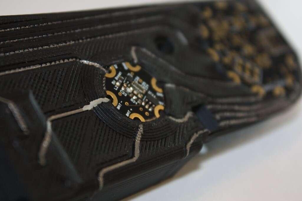 IMPACT, bioniczna dłoń IMPACT, dłoń IMPACT, proteza IMPACT