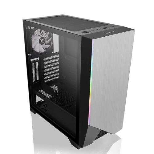 wygląd H550 TG ARGB, design H550 TG ARGB, thermaltake H550 TG ARGB