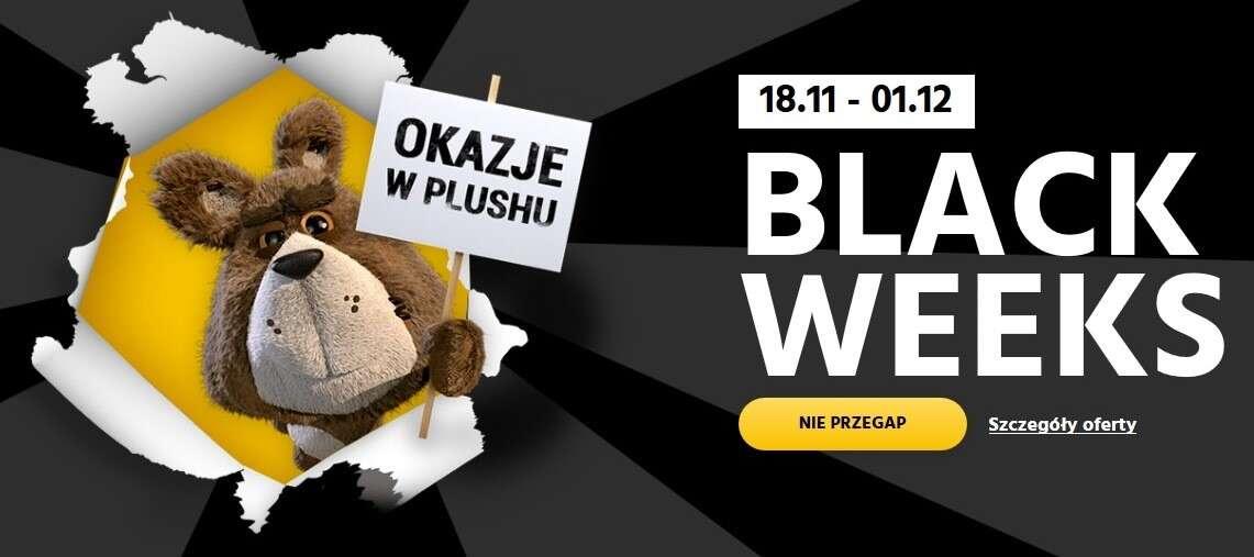 promocja plush, promocja plus, czarny piątek plus, czarny piątek plush