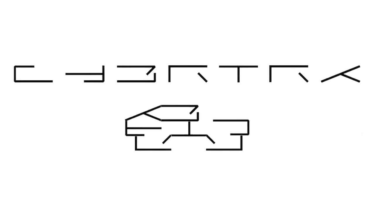 Tesla Cybertruck, wygląd Cybertrucka, Cybertrucka w nazwie, wygląd Cybertruck Tesli