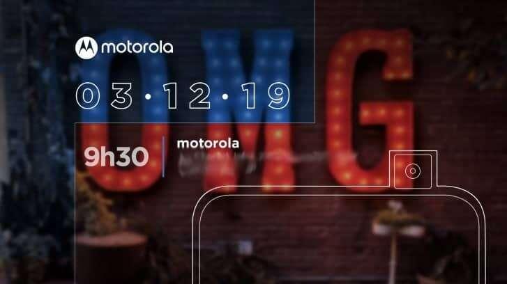 data premiery Motorola One Hyper, kiedy Motorola One Hyper, specyfikacja Motorola One Hyper