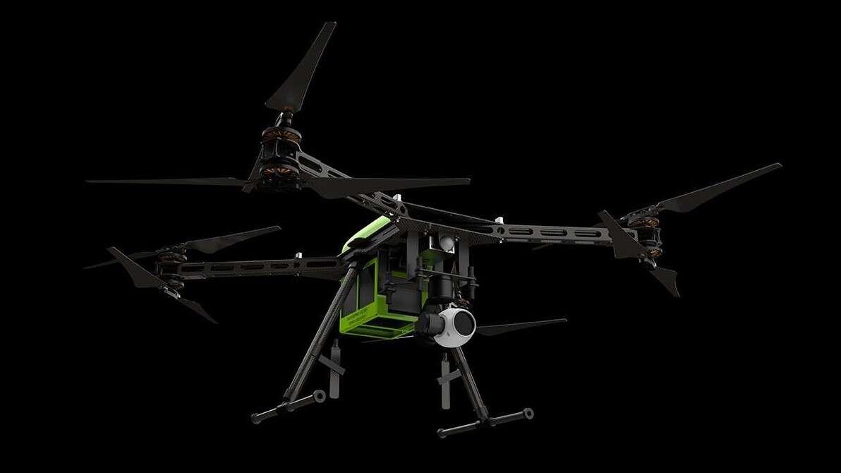 RangePro X8, dron RangePro X8, zasięg RangePro X8