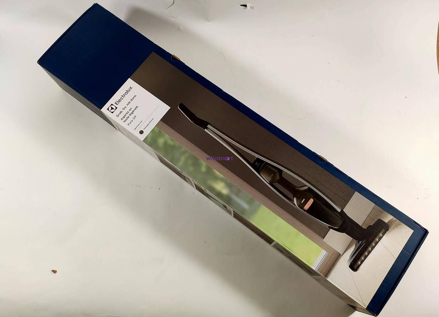 Electrolux Pure Q9, test Electrolux Pure Q9, recenzja Electrolux Pure Q9, review Electrolux Pure Q9, odkurzacz Electrolux Pure Q9,
