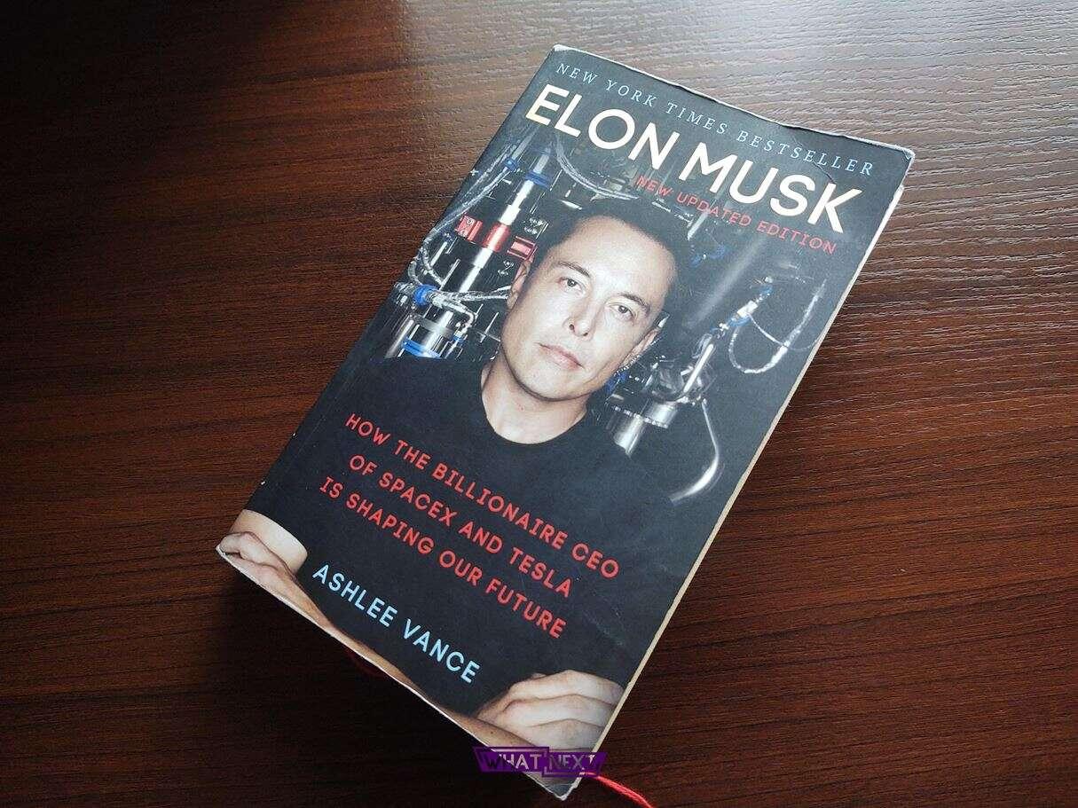 biografia Elona Muska, Elon Musk, opinia Elon Musk, Elon Musk Ashlee Vance, książka Elon Musk