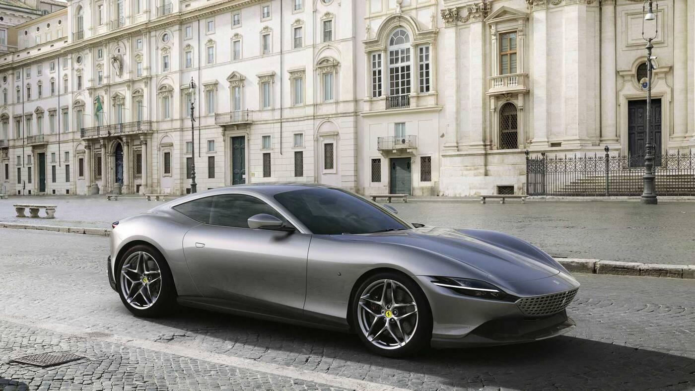 Ferrari stworzyło model Roma w bardzo ważnym celu