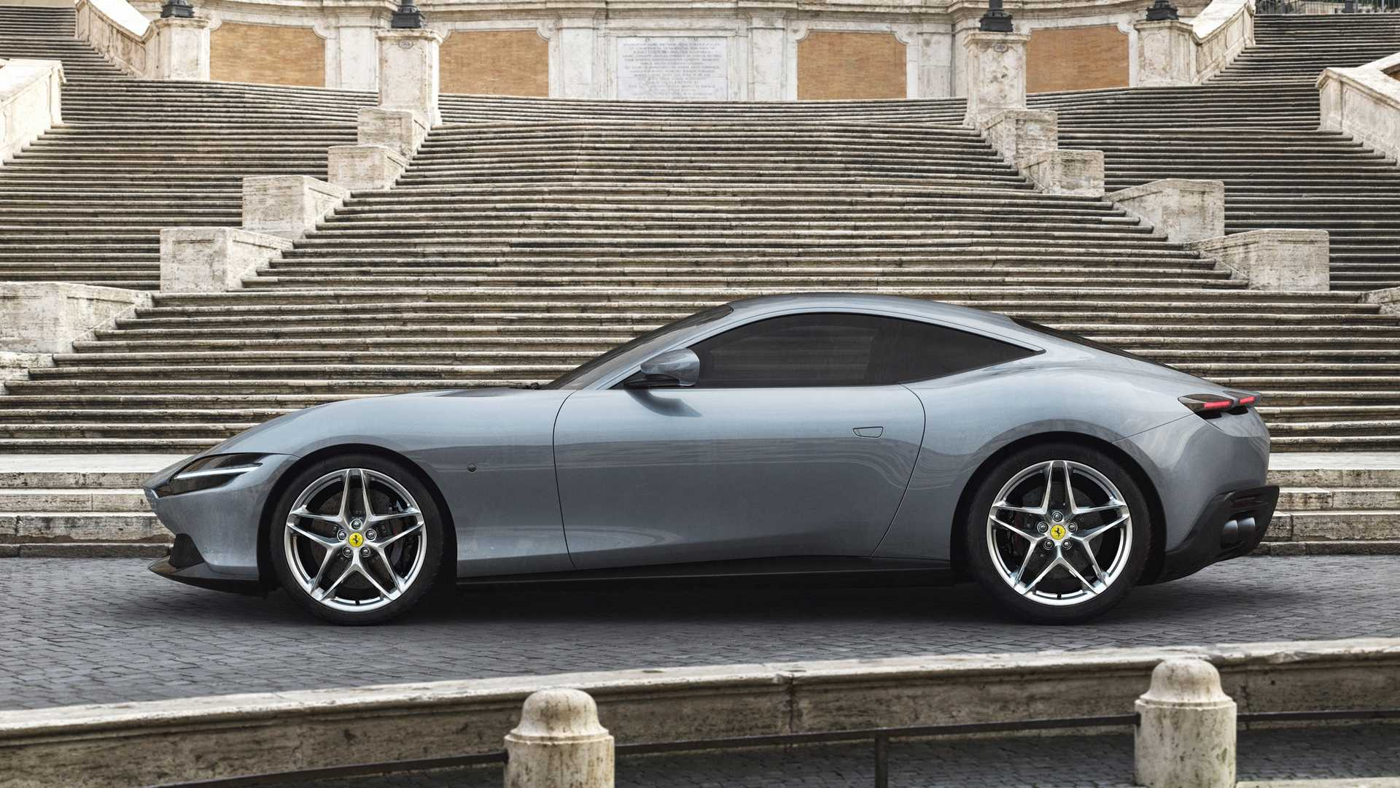 Ferrari Roma, klienci Ferrari Roma, Roma,