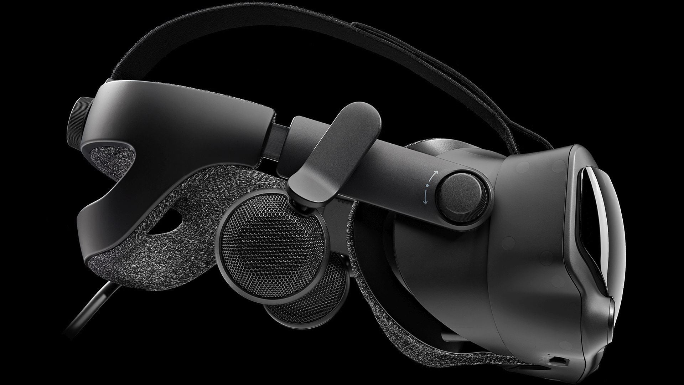 Siła tytułów ekskluzywnych – hełm VR od Valve już się wyprzedał