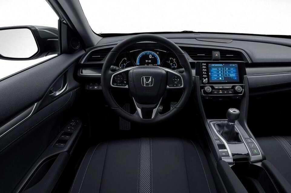 Honda Civic 2020, zmiany Civic 2020, Civic 2020, nowy Civic